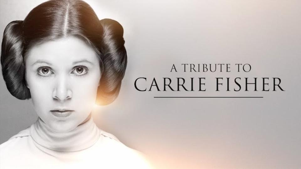 「スター・ウォーズ・セレブレーション」で公開されたレイア姫のトリビュートに号泣しよう