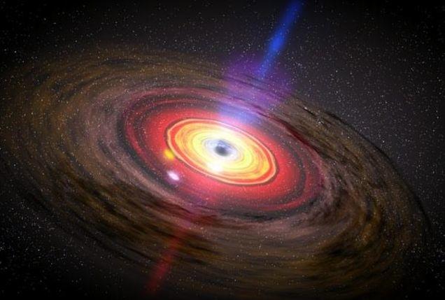ブラックホール 2