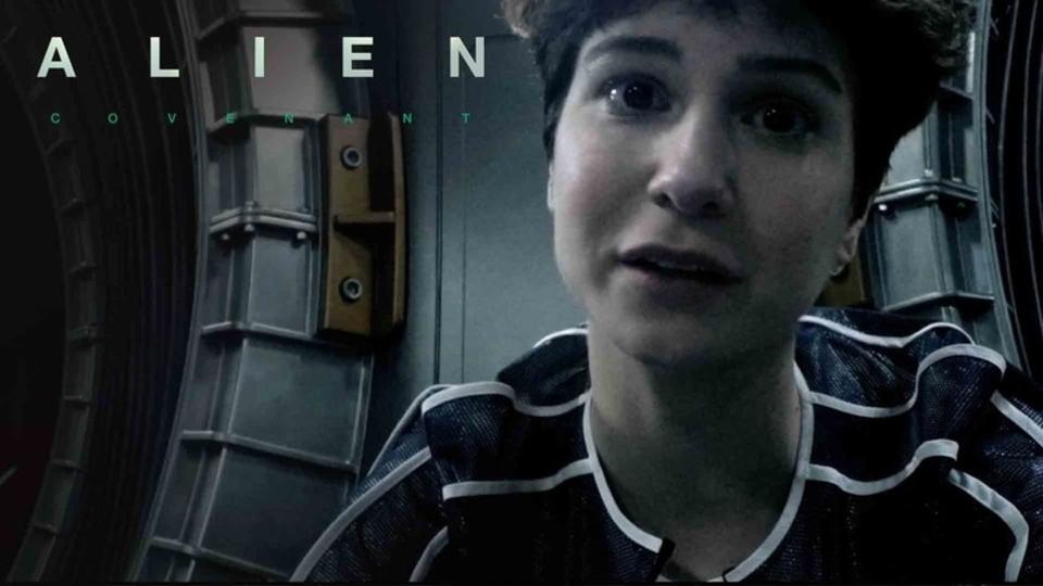 船員から地球へ最後のメッセージ? 映画『エイリアン:コヴェナント』の最新ティザー予告編