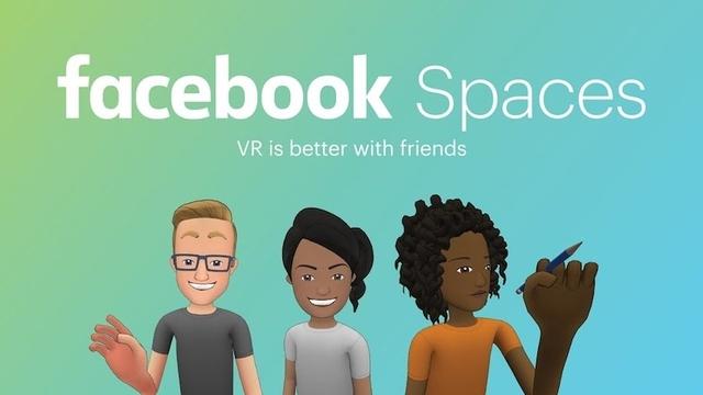 Oculusを使ったソーシャルVR「Facebook Spaces」ベータ版が公開