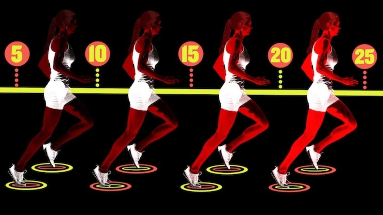 マラソンを走ってるときに起こっているちょっと怖い身体の変化