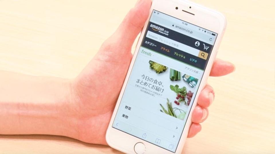 "「Amazonフレッシュ」キタ! 最短4時間で生鮮品をお届け。""スーパー、お前が来い""が現実に"