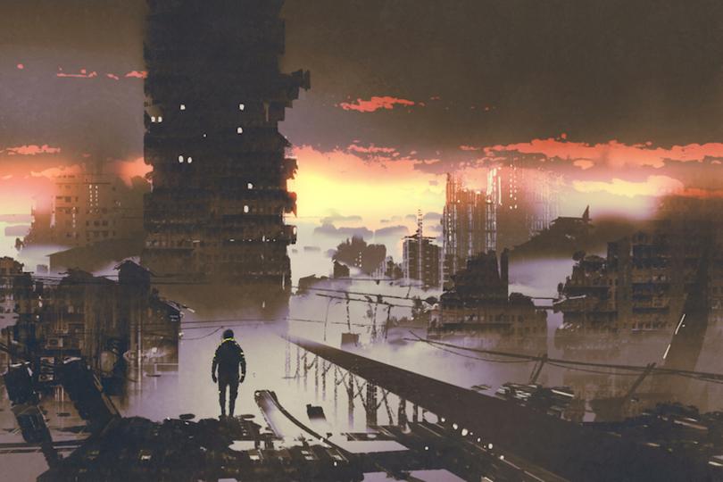 近年のSF作品の傾向から予想する絶望的な未来な姿5選