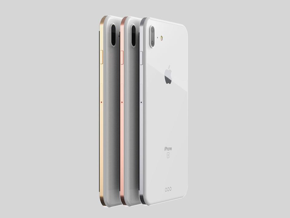 iPhone 8がデザインテスト段階へ。やはりステンレス&ガラスデザインが有力候補?