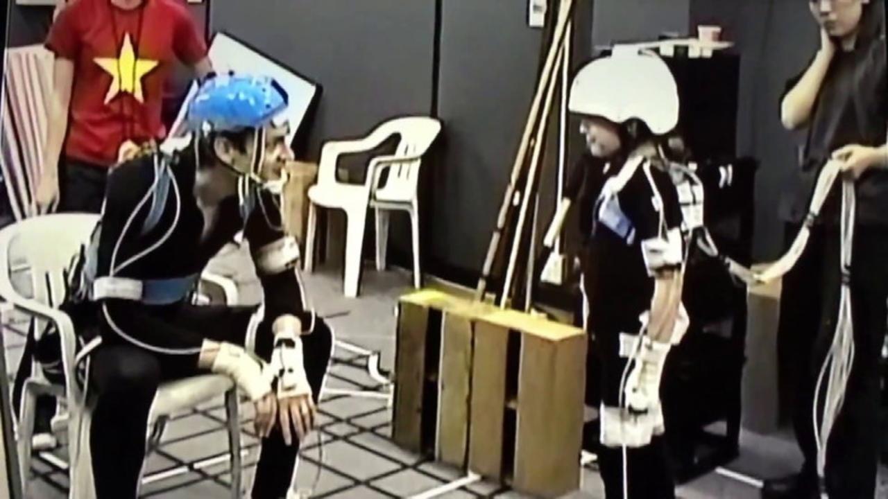 ゲーム『サイレントヒル2』の貴重な製作裏映像が突如公開。初期モーションキャプチャーを見よ