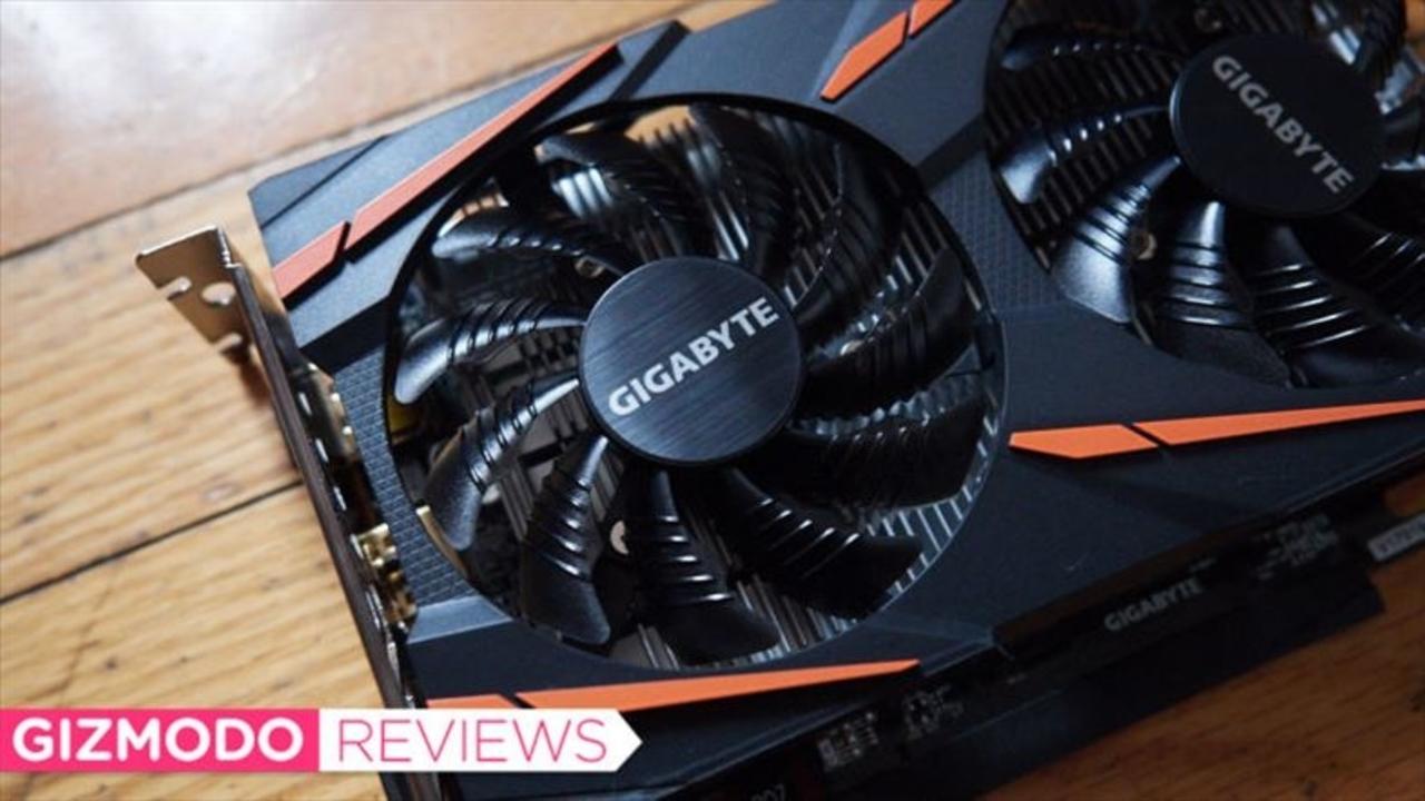 1万円ちょいのグラボ! AMD Radeon RX 550レビュー