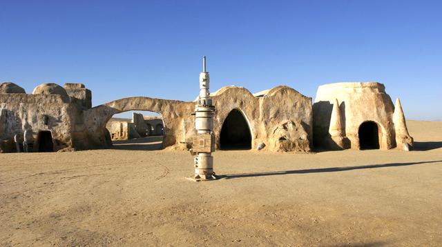 『スター・ウォーズ』の技術が現実に。砂漠の空気から水を取り出す新手法