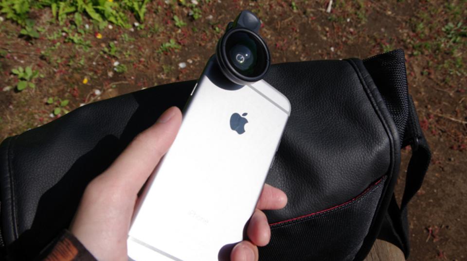 セールで買ったiPhone用外付けレンズが、撮影の楽しさと外界への感度を2段階引き上げてくれた