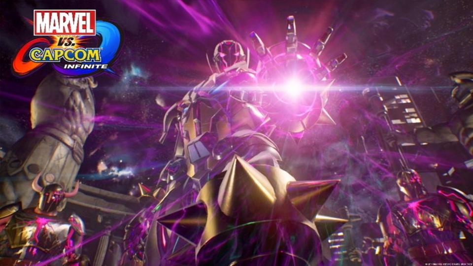 強敵ウルトロンΣ(シグマ)登場! 『Marvel vs. Capcom: Infinite』のトレーラーが公開