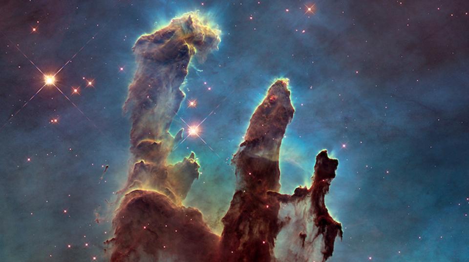 27周年おめでとう! ハッブル宇宙望遠鏡が撮影した写真ベスト5