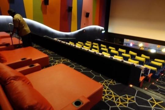 【体験ルポ】映画館の中にプレイグラウンド? マレーシア初の超キッズ・フレンドリー映画館に行ってみた