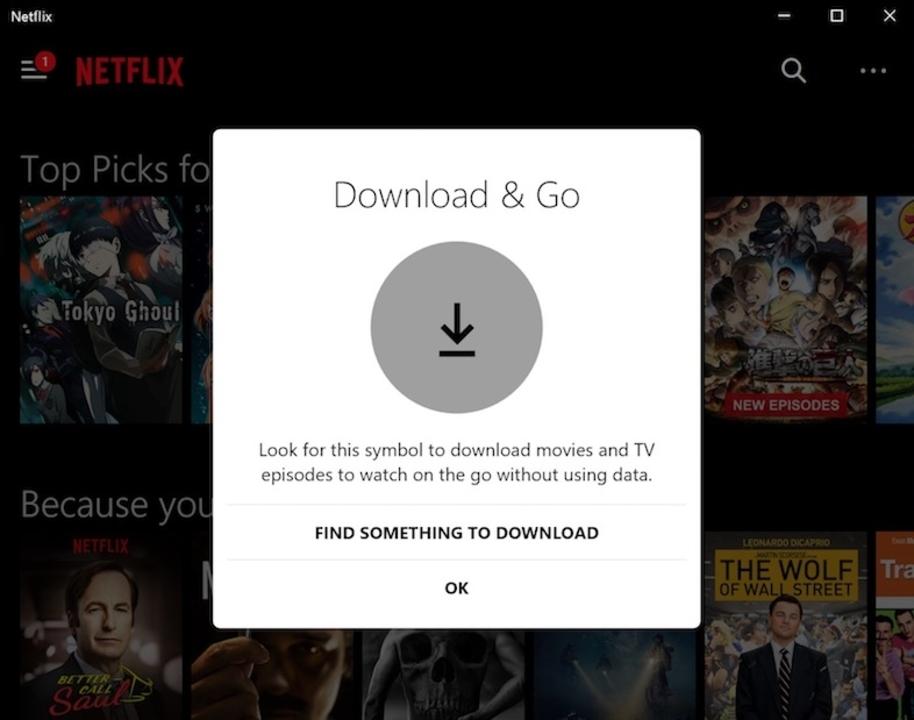 Netflix、とうとうWindows 10アプリでのオフライン再生に対応!