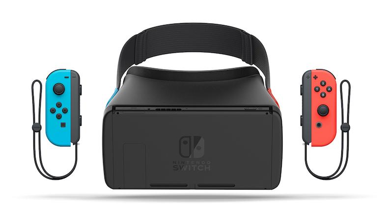 Nintendo Switch VR 3