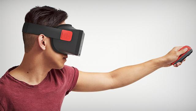 Nintendo Switch VR 2
