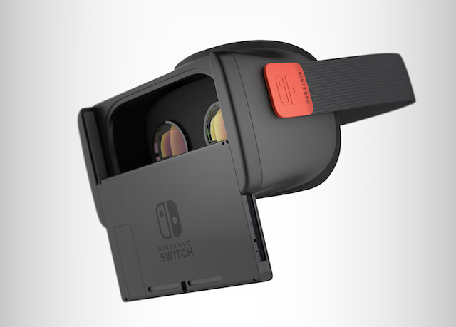 Nintendo Switch VR 1