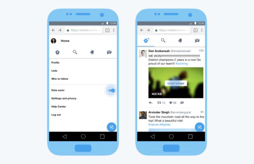 サクサク表示。新サービス「Twitter Lite」最大30%高速になって登場です