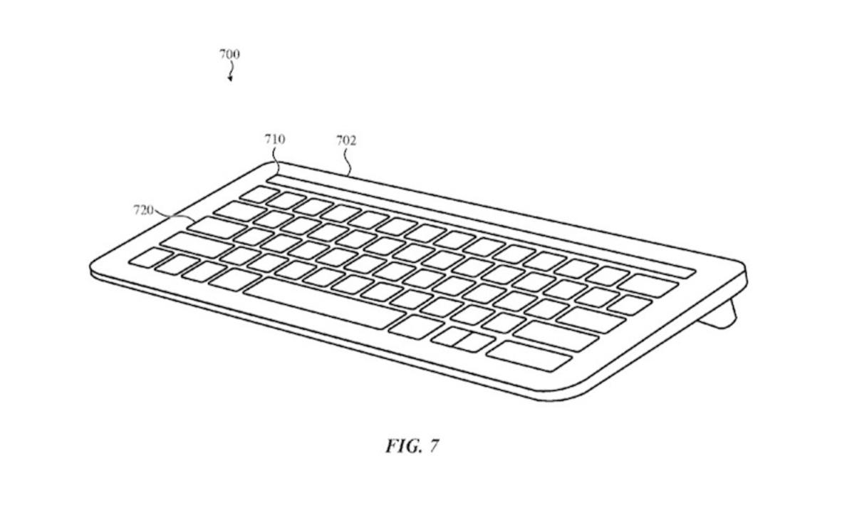 くるかっ!? 「Touch Bar」搭載の外付けキーボード、Appleは作ろうとしている?