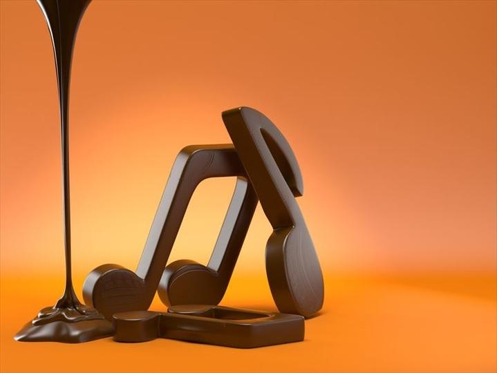 聴く音楽によってチョコレートの味が変わる?