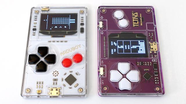 Tetris MicroCard 4