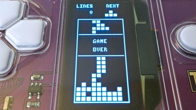 Tetris MicroCard 2