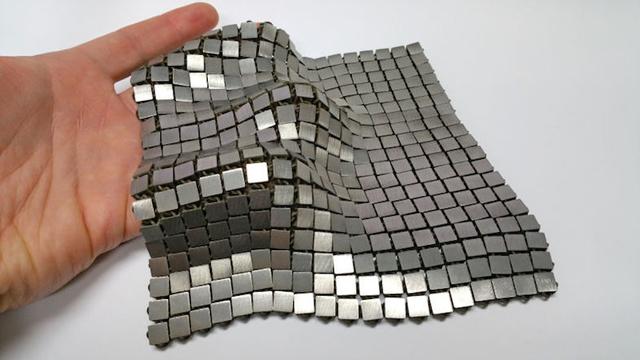 NASA、3Dプリントによる「宇宙用チェインメイル」を開発中