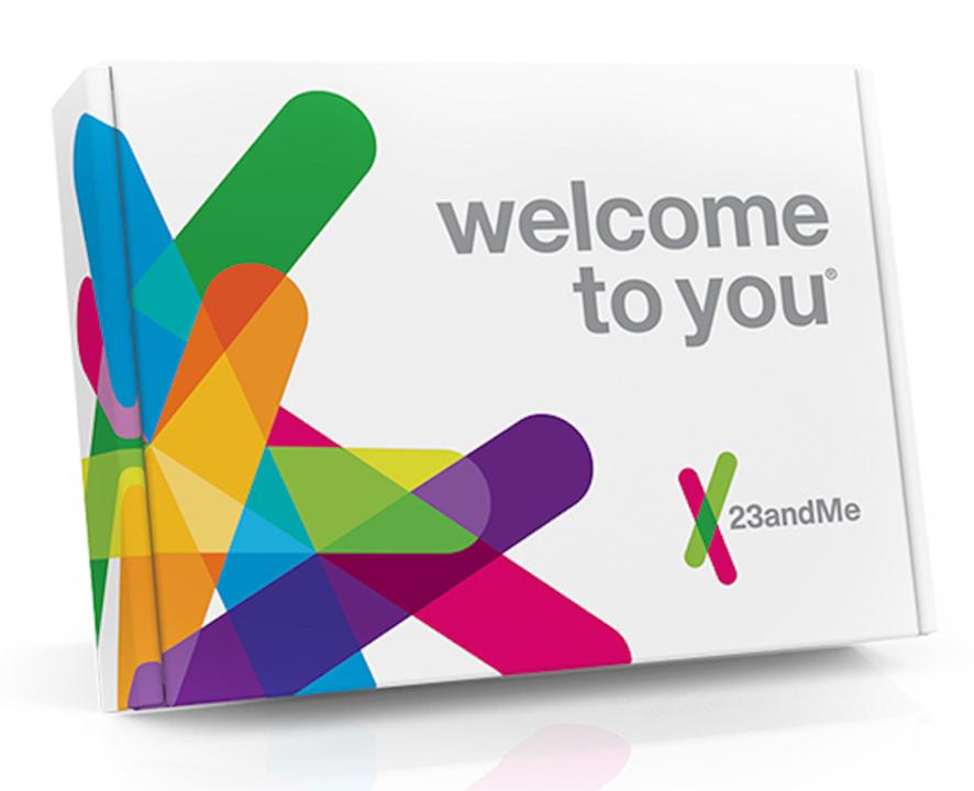 遺伝子検査会社23andMeの真の狙いはあなたの遺伝子情報