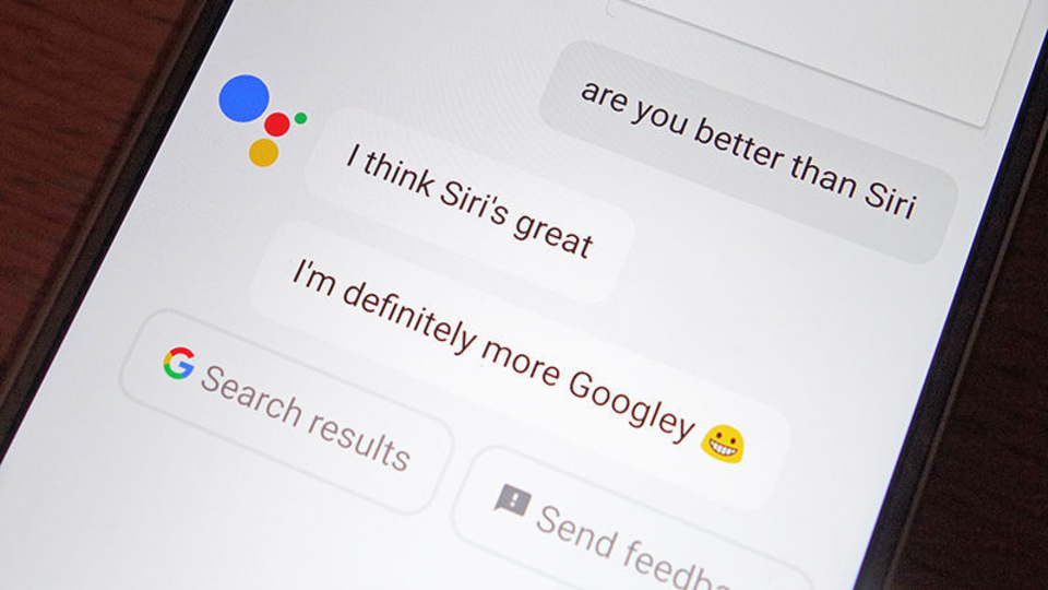 iPhoneで「Google Assistant」使えるかも! Google I/Oに期待