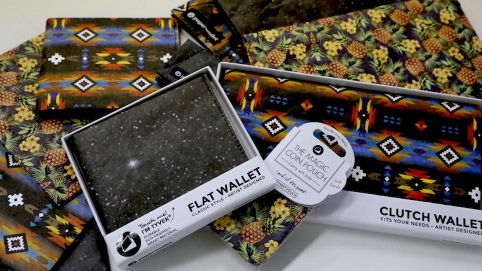 スリムで耐久性抜群のお財布「paperwallet」が残り1週間でプロジェクト終了へ