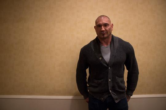 映画『ガーディアンズ・オブ・ギャラクシー:リミックス』のドラックス役デイブ・バウティスタにインタビュー:「表現者としての私に向けられる視線をドラックスは変えてくれました」