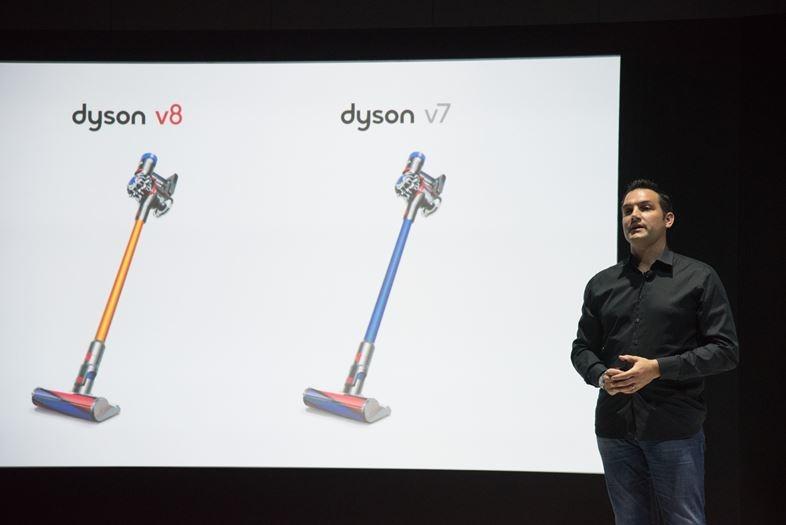 「Dyson V7」は、ハイエンドV8の機構を取り入れた、ウェルバランスなミドルレンジコードレス掃除機2