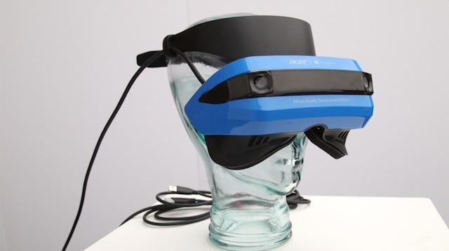 Acer Microsoft VRヘッドセット 1