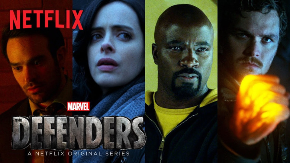 Netflix×マーベルのヒーローチームが誕生! ドラマ『ディフェンダーズ』予告編