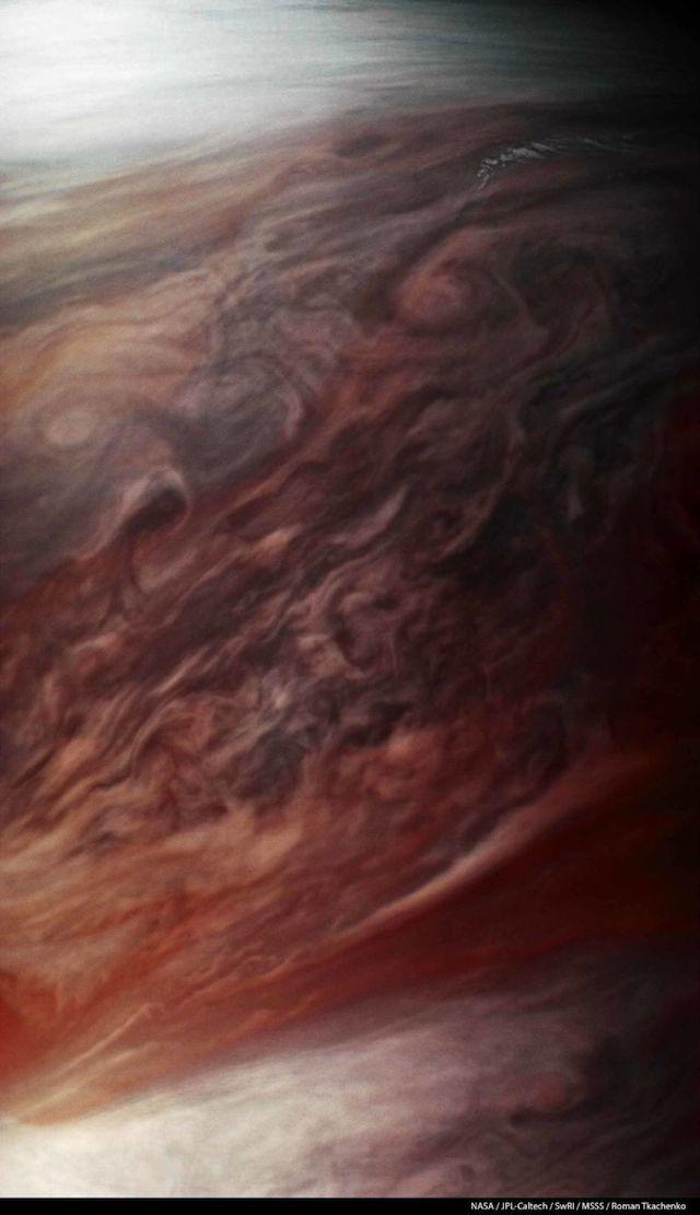 ふと手をとめて、木星の美しさに溺れる3
