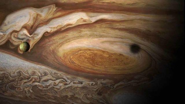 ふと手をとめて、木星の美しさに溺れる4