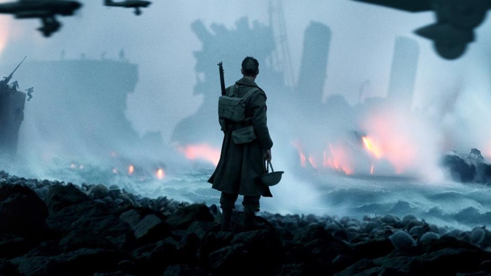 イギリス軍の大撤退作戦をIMAXで見る! 映画『ダンケルク』予告編