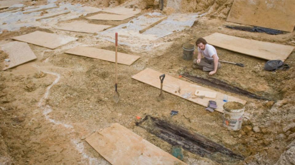 ミシシッピ大学の地下から100年前の遺体7,000体が発見される