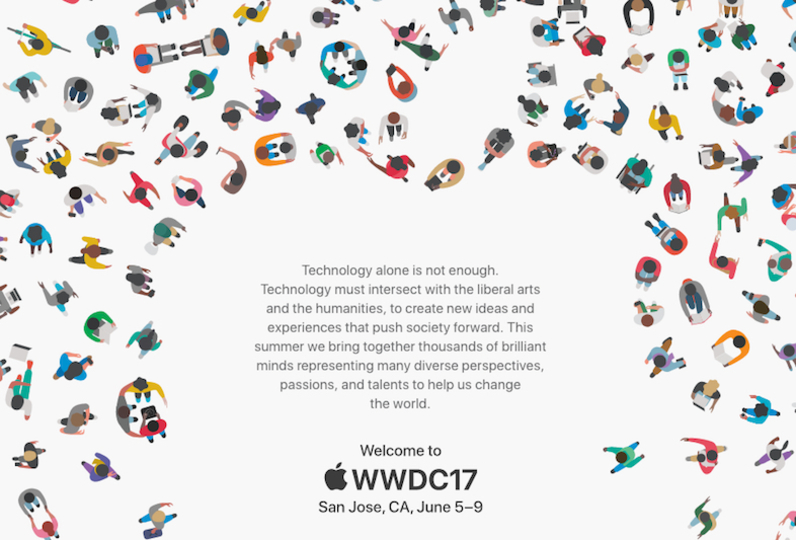 「WWDC 2017」プレス向け招待状が配布。キーノートは6月6日午前2時(日本時間)から