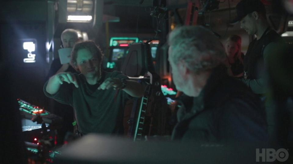 映画『エイリアン:コヴェナント』裏側映像。ショウ博士には何が起きたのか?