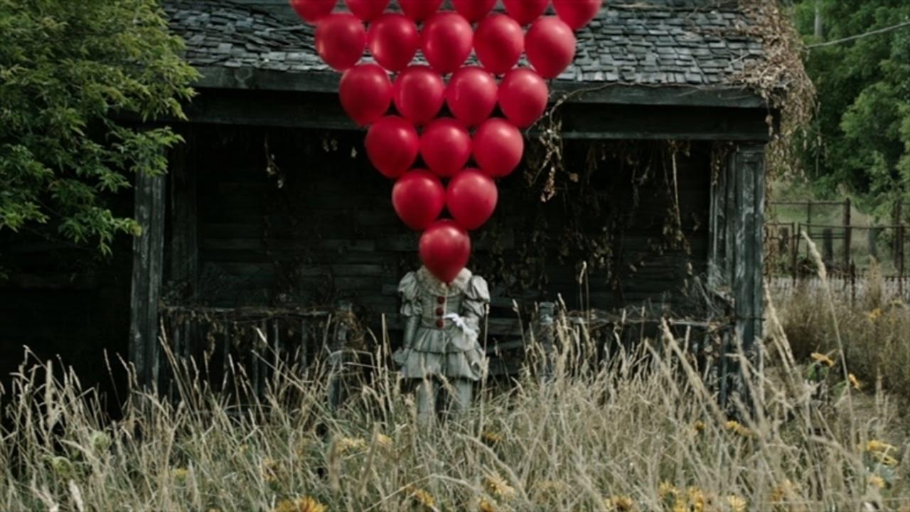 風船はピエロと恐怖の予兆。リメイク版『IT』最新映像