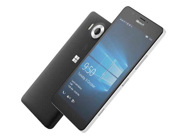 Windows Phone Lumia 950