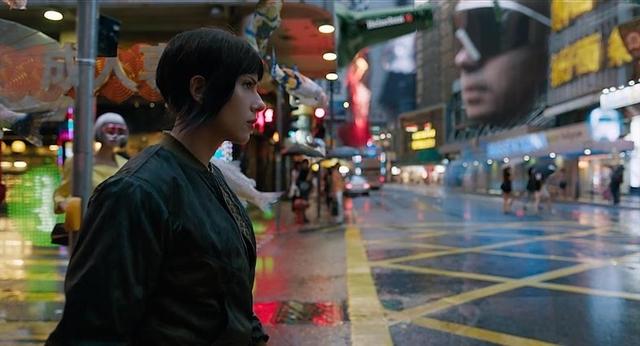 これが未来の屋外広告? 実写映画版『攻殻機動隊』の世界観を構成したVFX集