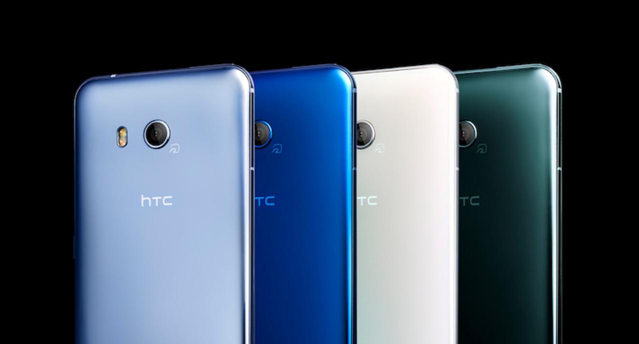 本体をぎゅっと握ってみて! HTCが新ハイエンドスマホ「HTC U11」を発表