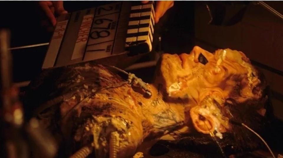 映画『エイリアン3』の貴重なリハーサル映像。デヴィッド・フィンチャーの声も!