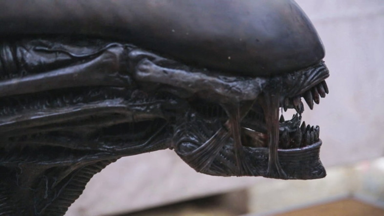 映画『エイリアン:コヴェナント』の舞台裏映像。3Dプリンターが大活躍