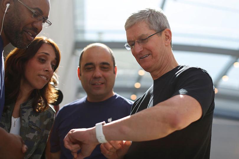 Appleのティム・クックCEO、血糖値測定デバイスをApple Watchでテスト中?