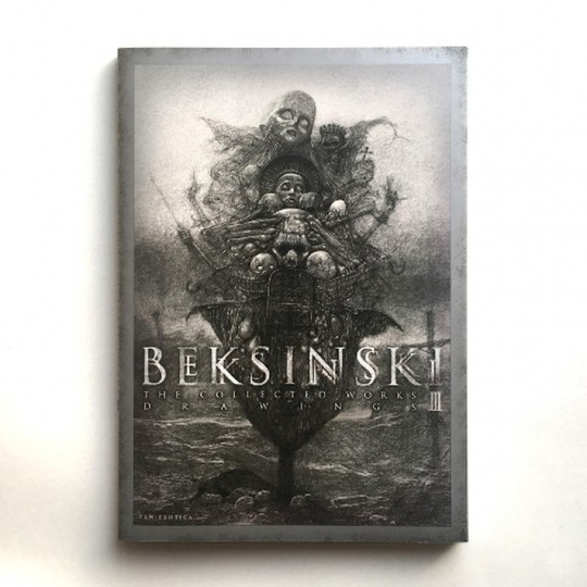「3回見たら死ぬ絵」のベクシンスキー画集が販売開始!