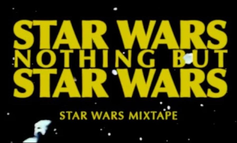 『スター・ウォーズ』の40周年を記念して、今までのポップ・カルチャーを詰め込んだまとめ映像『Star Wars Nothing But Star Wars』予告編
