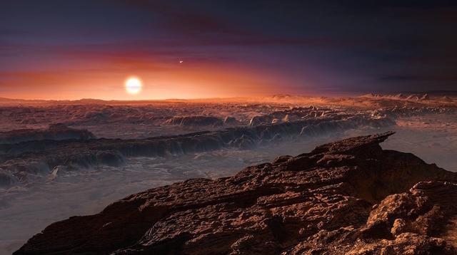 地球そっくりな星プロキシマb。気温もちょうど良い可能性が高いみたい