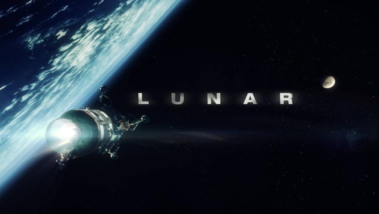 アポロ計画で撮られた写真をつなげた美麗短編動画『LUNAR』