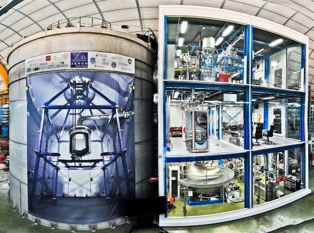 史上最高感度のダークマター検知実験、結果発表2